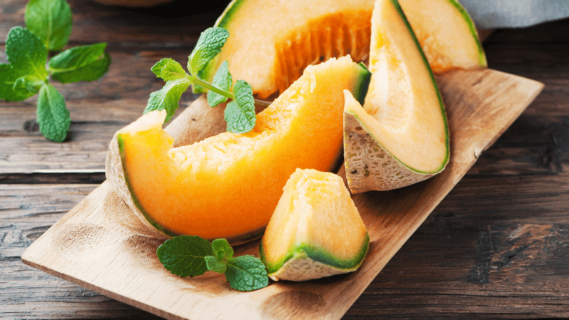 Can Cats Eat Cantaloupe? Is it Safe for Cats?